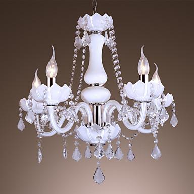 Kroonluchters Toortswandlamp - Kristal, Traditioneel / Klassiek, 110-120V 220-240V Lamp Niet Inbegrepen