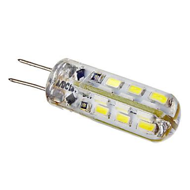 105lm G4 LED Spotlight 24pcs LED Beads SMD 3014 Warm White Cold White 12V