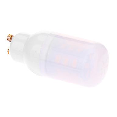 daiwl GU10 6w 24x5630smd 460lm 2500-3500k toplo bijelo svjetlo na čelu kukuruza žarulja (220-240V)