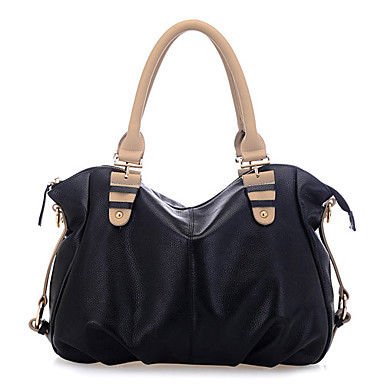 Miyue Women's Genuine Leather Casual Tote
