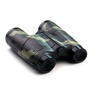 abordables Monoculaires, Jumelles & Télescopes-4 X 35 mm Jumelles Alliage d'aluminium