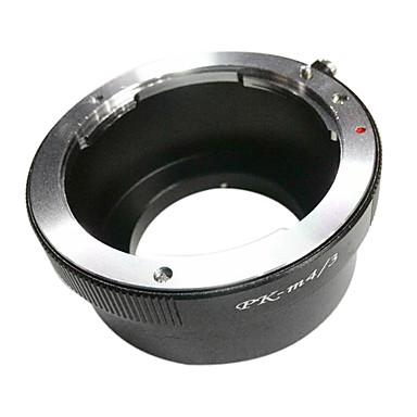 Emolux Pentax Pk K Linse Til Mikro 4/3 Adapter E-P1 E-P2 E-P3 G1 Gf1 Gh1 G2 Gf2 Gh2 G3 Gf3