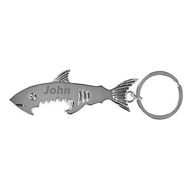 personalizate cadou gravate rechin creativ breloc în formă de