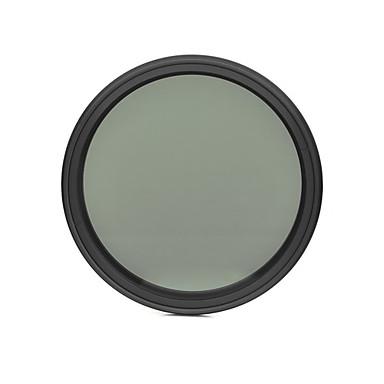 fotga® 67mm fader subțire nd filtru reglabil ND2 cu densitate neutră variabilă nd400