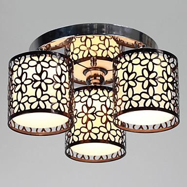 Modern / Zeitgenössisch Unterputz Raumbeleuchtung - Ministil, 110-120V / 220-240V Glühbirne nicht inklusive