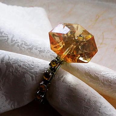 Diamond Design Servietring, Akryl