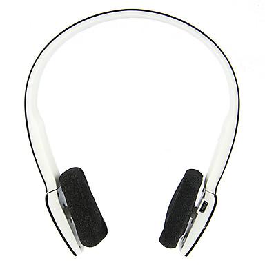 Kulak Üzerindeyim Kablosuz Kulaklıklar Plastik Cep Telefonu Kulaklık Ses Kontrollü / Mikrofon ile / Gürültü izolasyon kulaklık