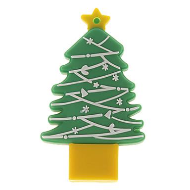 4G Juletræ Formet Usb Flash-Drev