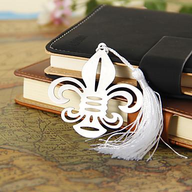 rustfrit stål bogmærker& brev åbnere bryllup favoriserer smukke