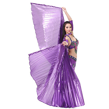 Dance Accessories Isis Wings Stage Props Women's Training Polyester Tassel