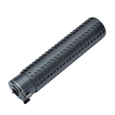 VFC Long Black Aluminium tlumič 12mm Kalibr