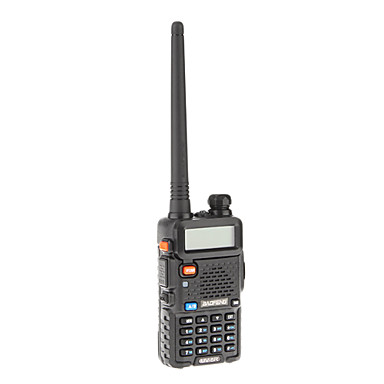 Baofeng UHF / VHF 400-480/136-174MHz 4W/1W VOX Vysílačky Walkie Talkie Transceiver Interphone