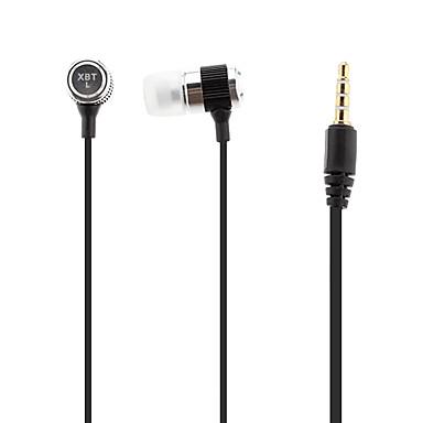 M02 Ergonomická In-Ear sluchátka s mikrofonem pro Mobilephone `