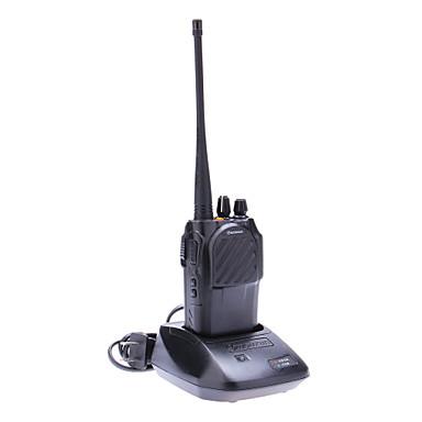 66-246/300-520MHz VHF / UHF 128CH Wireless Two Way Radio Transportabel Walkie Talkie
