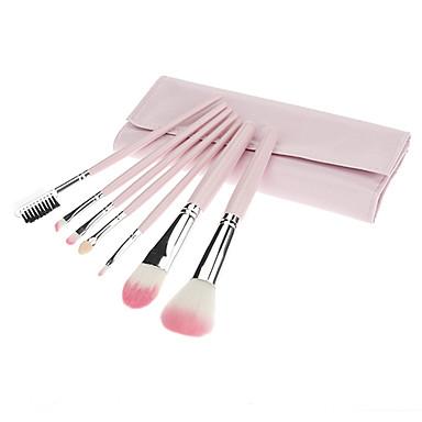 7tlg Makeup Bürsten Professional Bürsten-Satz- Nylon Pinsel Klassisch / Mittelgroße Pinsel / Kleine Pinsel