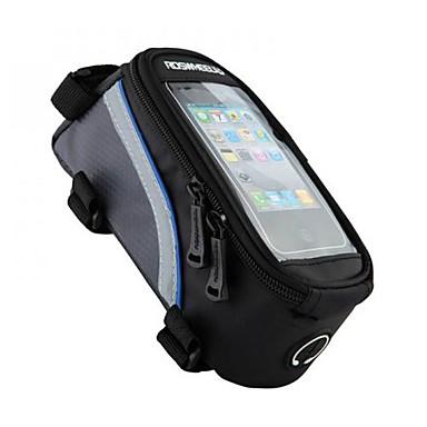 Roswheel Bike Frame Bag Cell Phone Bag 4 2 5 5 6 2 Inch
