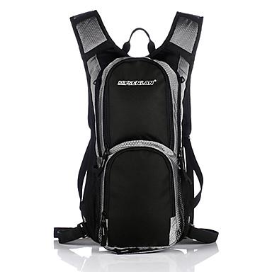MYSENLAN Nylon Fabric Large Capacity Cycling Backpack