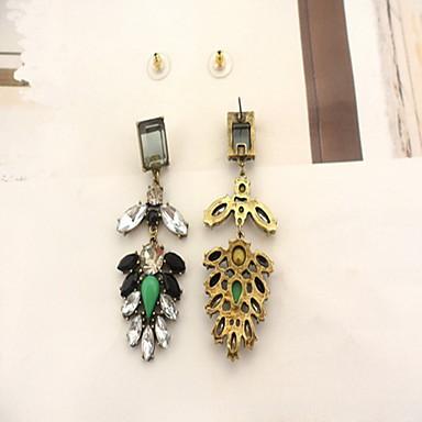 Kushang retro diamant øreringe