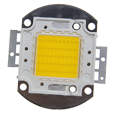 4000-5000 LED Chip Aluminium 50W