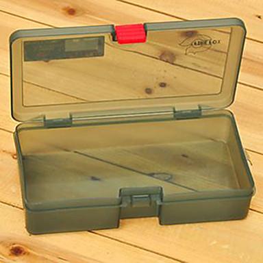 cheap Fishing Tackle Boxes-210*118*45MM Army Green Fishing Box Tackle Box