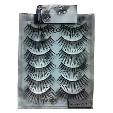Augenwimpern 6 pcs Voluminisierung Augenwimpern Klassisch Alltag Bilden Kosmetikum