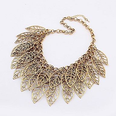 Flyer Women's Vintage Exaggerate Sweet Necklace XL0186