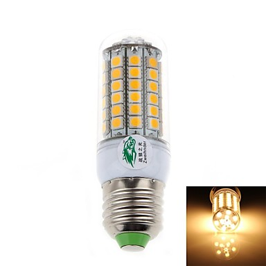 7W E26/E27 LED Corn Lights T 69 SMD 5050 700 lm Warm White / Natural White Decorative AC 85-265 V