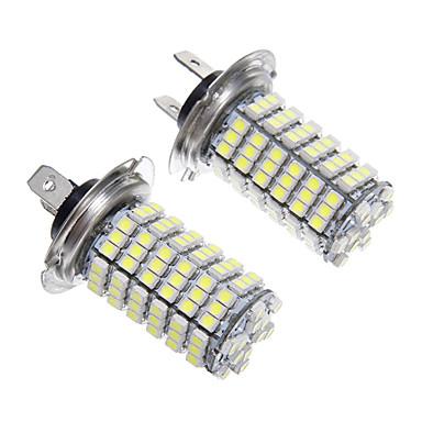 H7 Auto Leuchtbirnen 6 W SMD 3528 1200 lm LED Nebelscheinwerfer