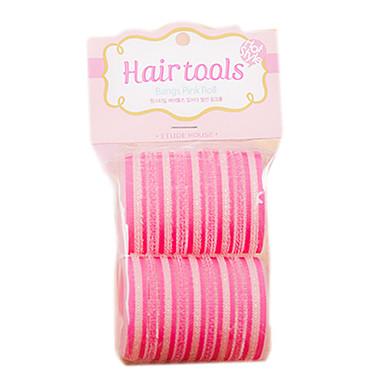 voordelige Haarverzorging-2-delige Magic Multi Use Bang Rinka Haircut Big Bang Inside Button Cosmetica gekruld haar