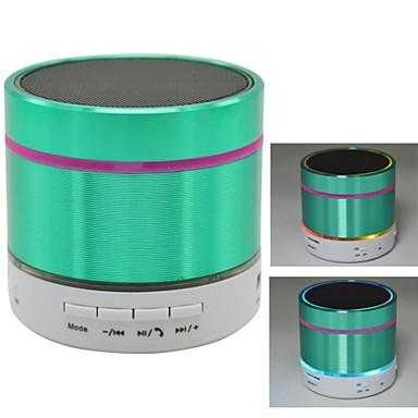 Udendørs Bluetooth Bluetooth 3.0 3.5mm AUX Usb Højtalere Til Udendørsbrug Grøn Blå
