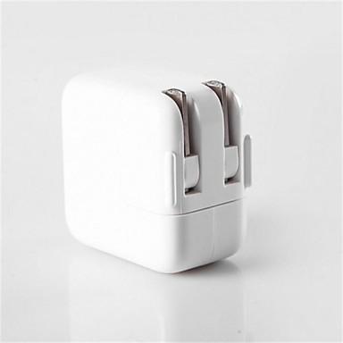 Ladegerät Ladegeräte für Zuhause Telefon USB Ladegerät US Stecker 1 USB Anschluss 2.1A AC 100V-240V für das iPad für das iPhone