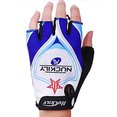 Nuckily Akvitita a sport Cyklistické rukavice Nositelný Prodyšné Odolný proti opotřebení Anti-skluzování Ochranný Odolné vůči šokům Bez