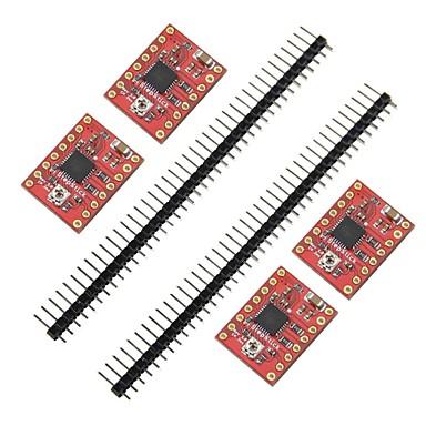 Imprimantă 3D modul a4988 2 uncii de acționare cu motor pas cu pas RepRap (4 buc)