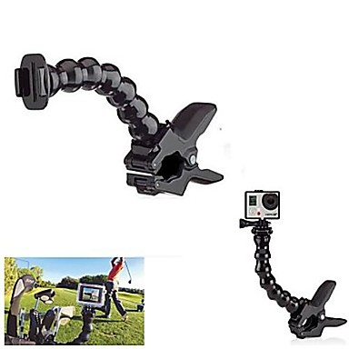 Accessories Mount / Holder High Quality For Action Camera Gopro 5 Gopro 3 Gopro 3+ Gopro 2 Sports DV Plastic Metal
