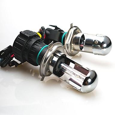 H4 Auto Leuchtbirnen 55W 3200lm HID Xenon Scheinwerfer For Honda / Toyota