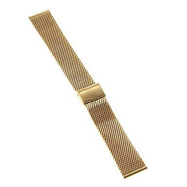 Bărbați Dame Mărci Ceas Oțel Inoxidabil #(0.047) #(16.5 x 2.2 x 0.3) Accesorii Ceasuri