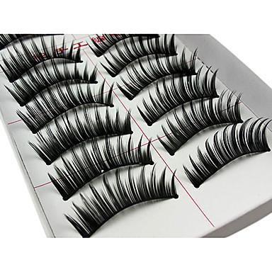 Augenwimpern Voluminisierung Alltag Make-up Verlängert sich zum Ende der Augen hin Make-up Utensilien Gute Qualität Alltag