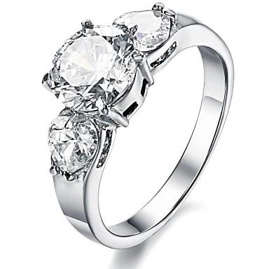 Dames Bandring Titanium Staal Modieus Bruiloft Feest Dagelijks Causaal Kostuum juwelen