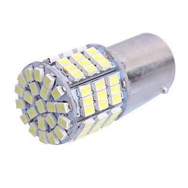 SO.K 1 Bucată BA15S(1156) Becuri 3 W LED Performanță Mare 500 lm 85 LED coada de lumină For Παγκόσμιο