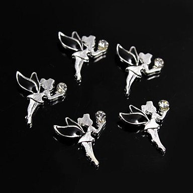 10 Nagelschmuck Andere Dekorationen Obst Blume Abstrakt Klassisch Zeichentrick lieblich Hochzeit Alltag Obst Blume Abstrakt Klassisch