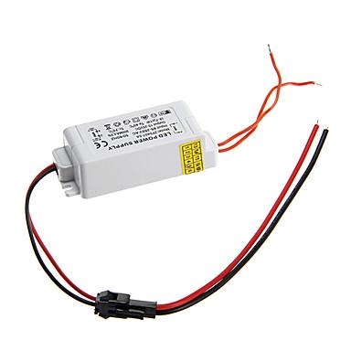 0.3a 4-7w dc 10-25v AC 85-265v externen konstante Stromversorgung Treiber für LED Panel Lampe