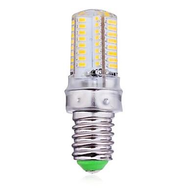 ywxlight® e14 lumini de porumb condus 64 leds smd 3014 cald alb rece rece 300lm 2800-3200k ac 220-240v
