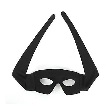 Karnival Maske Herrn Damen Halloween Fest / Feiertage Halloween Kostüme Solide
