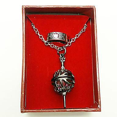 puella magi Madoka Magica accesorii Madoka Kaname Cosplay (inel&colier)