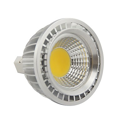 gu5.3 (mr16) led par lights par20 1 cob 500lm теплый белый 2800-3200k dc 12 ac 12v