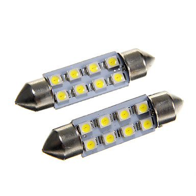 SO.K Automatisch Lampen SMD 3528 40lm Interior Lights For Universeel