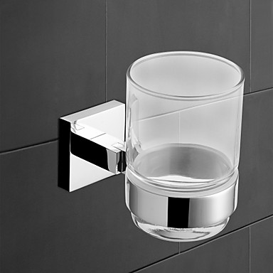 Diş Fırçalık Yüksek kalite Çağdaş Pirinç 1 parça - Otel banyo
