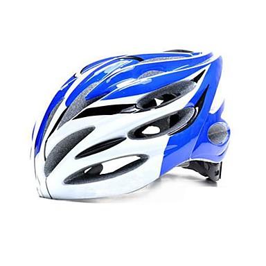 biciclete Casca 15 Găuri de Ventilaţie Munte EPS+EPU Ciclism stradal / Ciclism recreațional / Ciclism / Bicicletă Galben / Rosu / Albastru