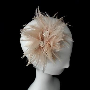 Cristal Piele  Material Textil Diademe Palarioare 1 Nuntă Ocazie specială Party / Seara Diadema