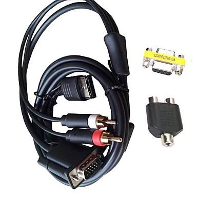 DC кабель видеосигнала HD RCA адаптер Япония NTSC нам приятель для Sega Dreamcast консоли